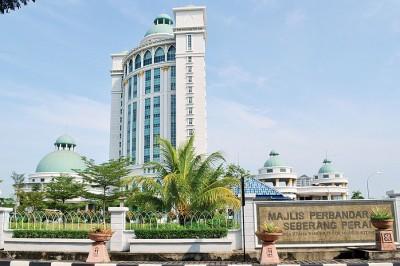 威省市政局外观。
