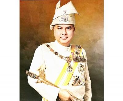 副国家元首苏丹纳兹林沙殿下。