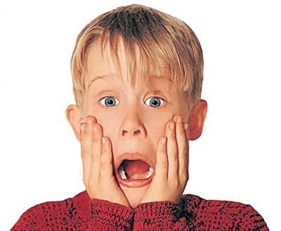 麦哥里高坚当年童星时的可爱模样红遍全球。