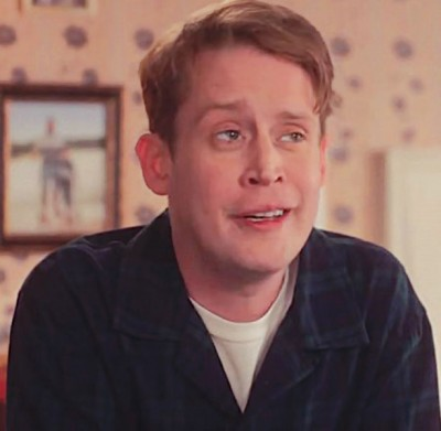 """38岁的麦哥里高坚再扮""""凯文""""。"""