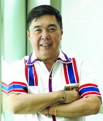 Ewein公司总裁拿督尤瑞庆。