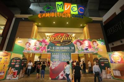 食在大马国际食品展从12月7日起到9日一连三天,在吉隆坡谷中城3楼Mid Valley Exhibition Centre举办,不要错过咯!