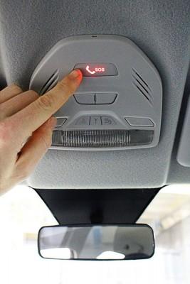 2019年1月开始,所有国内销售的新车必须安装紧急求救呼叫系统。简言之,紧急求救呼叫系统是在车内安装一个紧急按钮,司机和乘客在遇上紧急状况时,可更方便向外界求救。