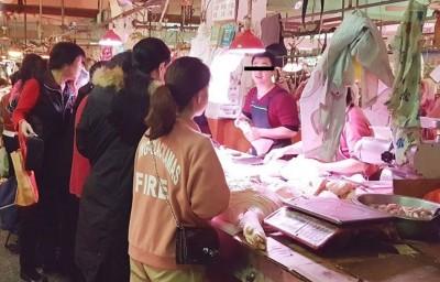 深圳肉档生意惨淡,但有部分肉档兴旺发。