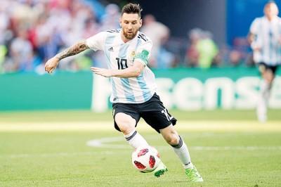 曝梅西明年3月回归阿根廷国家队。