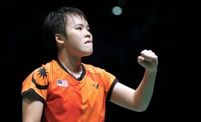 吴堇溦也期待取得东京奥运会入门票。