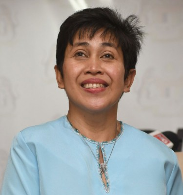 诺珊霞担任国行总裁半年,便获评选为2019年亚太区最佳中央银行行长。
