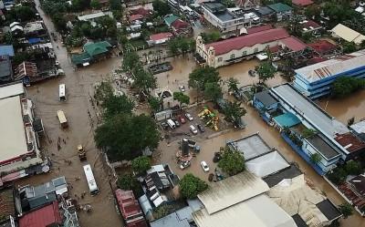 热带低气压乌斯曼给南甘马仁省带来严重灾情。