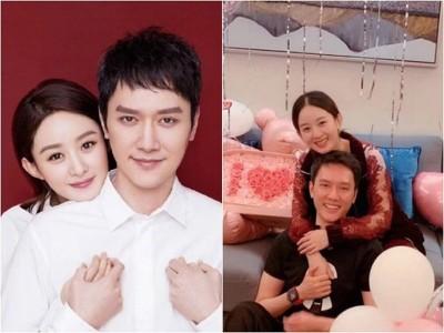 《家里的轻薄旅行2》爆有赵丽颖夫妻。
