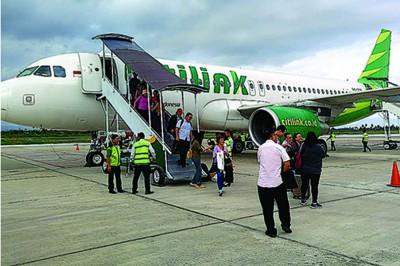 连城廉价航空从12月19日,提供每周3趟、从吉隆坡直飞印尼外南梦的航班。