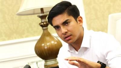 青年及体育部长赛沙迪