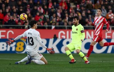 起梅西出席,巴塞隆接受绝对不会担心无法进球。