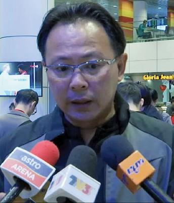 王金瑞总结泰国热身行只有一半成效,希望接着能以主力阵容出战东南亚U22赛。