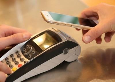 近年多了手机付款方式。