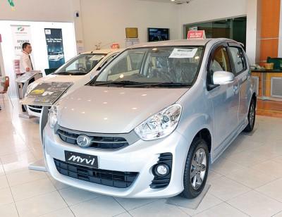 迈薇是其中最受欢迎的车款,但是1月中旬Perodua就会推介新车,相信可刺激市场。