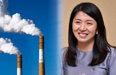 杨美盈:低碳城市是控制气候变化及全球暖化问题的重要议程。