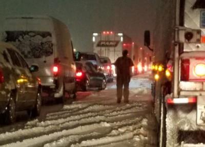 西部地区陆路交通受影响。