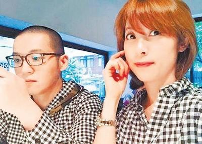 """""""奶奶奈奈""""(本名苏陈捧)与丈夫黄博健,此时此刻按为台湾政府逮捕。"""