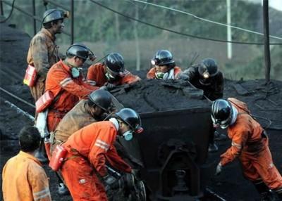 中国去年首8个月发生169宗煤矿事故,造成211人死亡。