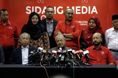 马哈迪证实东铁计划并未取消。