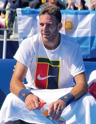 德尔波特罗因伤退出新年首场大满贯澳洲网球公开赛。