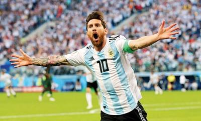 阿根廷主帅莱昂内尔斯卡罗尼非常渴望梅西出征美洲杯。