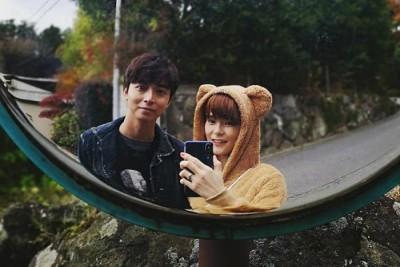 胡佳琪在Instagram上发文悼念冯伟衷。
