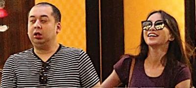 张东晴去年7月和前首相之子纳兹夫丁秘密约会被拍。