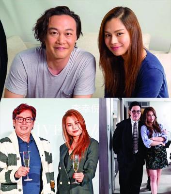 在香港打拼的这些日子,李幸倪得到了许多前辈的提携,让她很感恩。