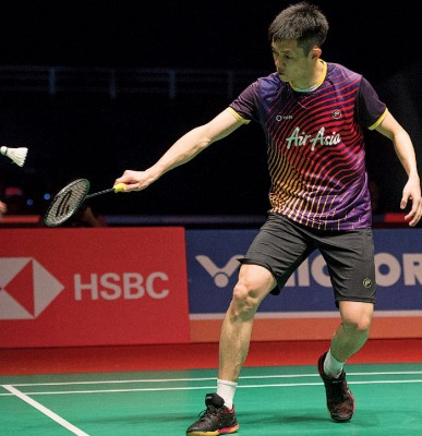 刘国伦坚持参加全国赛。