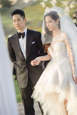 吴建豪与石贞善结婚5年,终不敌感情变迁而离婚。