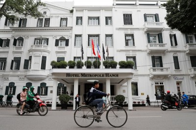 索菲特传奇大都会酒店是一家位于河内市中心拥有丰富历史的美轮美奂酒店。特朗普以及金正恩周四晚用以此会见。