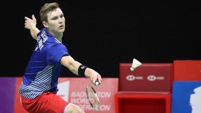 阿薛森在训练时受伤,已退出本周末的丹麦全国锦标赛。