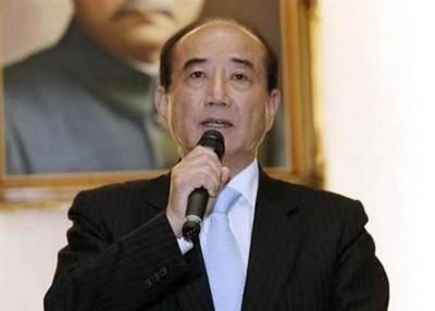 王金平称要当选只会做一顶,因缓解内耗为重任。