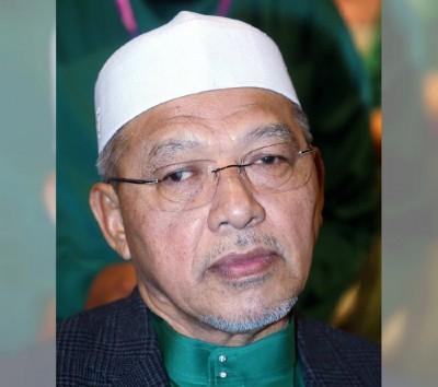 吉兰丹州务大臣拿督阿末也谷