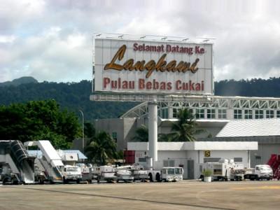 首相敦马哈迪原则上同意于浮罗交怡实行落地签证。(贪图取自网络)