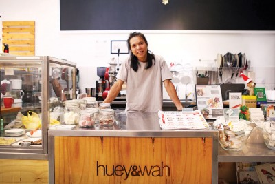 身为创办人之一的黄裕华对于细节的极高要求也反映在店内的每个角落。