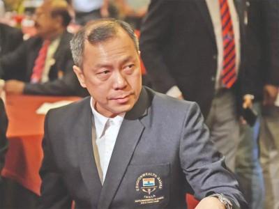 陈金和已经离印度帮,连有可能加盟日本队。