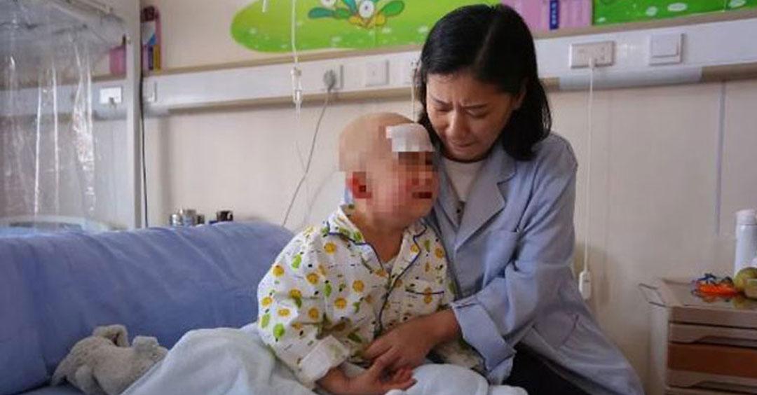 Wang Yan mengeluh kepada orang tuanya dan berharap orang tuanya bisa menyelamatkan dirinya.